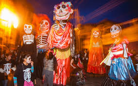 how san miguel de allende celebrates day of the dead travel day of the dead in