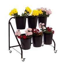 Floral Display Stands Classy Forecourt Flower Display Stands