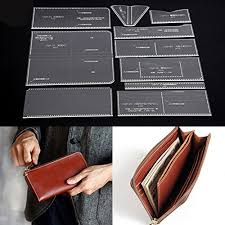 Free Leather Templates Nw Handbag Acrylic Template Wallet Leather Pattern Acrylic