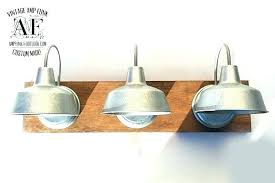 industrial bathroom vanity lighting. Modern Industrial Bathroom Vanity Lighting S