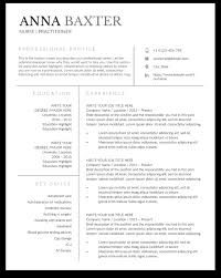 10 Premium Nurse Practitioner Resume Templates Sample