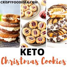 Here are 13 yummy diabetic christmas cookies recipes to inspire you! 21 Easy Keto Christmas Cookies To Celebrate Holidays