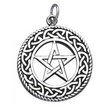 celtic border pentacle sterling silver pendant at mystic convergence metaphysical supplies metaphysical supplies pagan