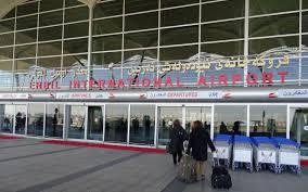 كردستان - مغادرة آخر رحلة جوية بعد فرض الحظر الجوي