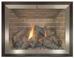 pinnacle masonry fireplace door