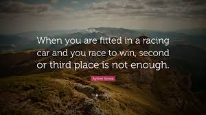 "Race Car Quotes Awesome Ayrton Senna Quote ""When You Are Fitted In A Racing Car And You"