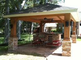 Diy Stand Alone Patio Cover Free Standing Online Home Decor