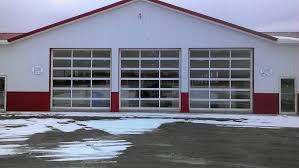 12x12 full vision overhead garage doors somerset ny