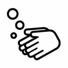 手洗いシルエット イラストの無料ダウンロードサイトシルエットac