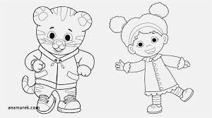 Daniel Tiger Coloring Pages Awesome 28 Daniel Tiger Coloring