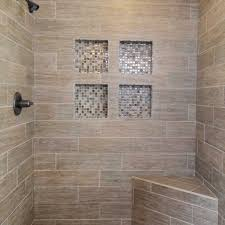 image of shower niche insert wall