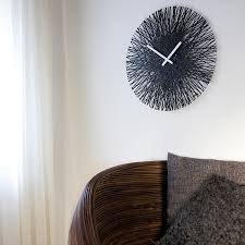 <b>Часы настенные SILK</b>, серые от Koziol (арт. 2328540) купить в ...