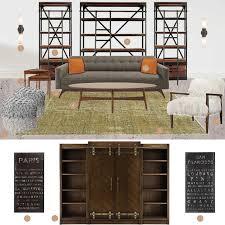 industrial modern furniture. Industrial Modern Living Room Mood Board - Studio Em Interiors Furniture S
