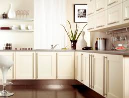 Modern Kitchen Shelving White Modern Kitchen Ideas With Glass Kitchen Shelves And Electric