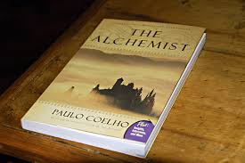 the alchemist yourhappyplaceblog i loved hearing the story of how this small book was a hidden treasure that took many years for people to this little book has a story of its own