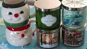 Pine Cone Candles Cinnamon Pinecone Winter Mint Spruce Test Candles Bath