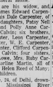Polly Carpenter family - Newspapers.com