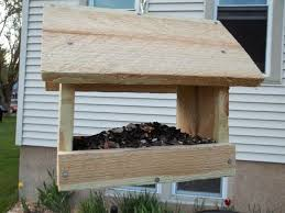 wooden bird feeder plans for free lovely 81 best platform bird feeder plans images on