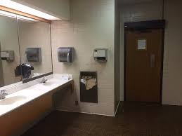 hand dryer for bathroom. deer creek lodge and conference center: 1980s bathroom with damaged hand dryer. dryer for a