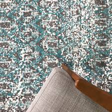1 of 4free modern duck egg blue trellis rug traditional moroccan rugs living room hearth uk