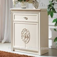White luxury shoe Cabinet