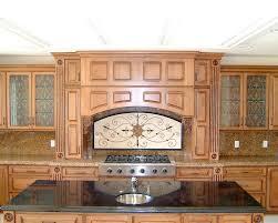 Custom Stained Glass Cabinet Door Inserts Glass Door Ideas