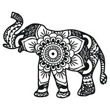 New Cute Baby Elephant Coloring Pages Coloring Paged For Children
