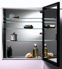 elegant bathroom mirror cabinet design and wall mounted bathroom cabinet also frameless bathroom wall mirrors
