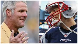 brett favre congratulates tom brady calls him the best  brett favre calls tom brady the best while congratulating him on 201st win