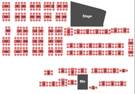 Rams Head On Stage Seating Chart Annapolis