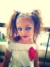 little voodoo doll costume voodoo doll makeup