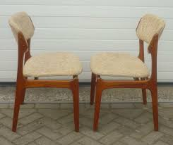 teak dining chairs upholstered unique chair grey velvet dining room chairs navy blue parsons victorian