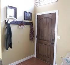 Decorative Wall Mounted Coat Rack Creative Design Behind The Door Coat Rack Hanger Shelf Intended For 97
