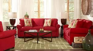 beautiful red living room design ideas