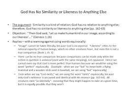 god s oneness the kinds of attributes god does not have argued by  3 god