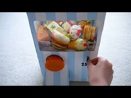 How To Make A Squishy Vending Machine Extraordinary Squishy Vending Machine Wwwnoonewsru