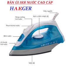 Haeger Việt Nam - BÀN ỦI HƠI NƯỚC CẦM TAY HAEGER HG1229 -...
