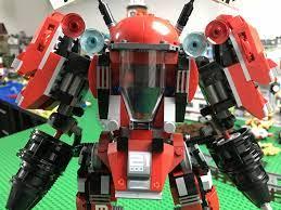 Lego Ninjago Movie Fire Mech 70615 Review - Brick Digest