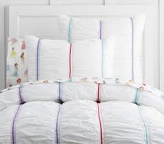 Twin Cotton Quilt | Pottery Barn Kids & Enchanted Ribbon Quilt, Twin Adamdwight.com