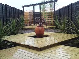 Small Picture Small Garden Design Ideas Decking Sixprit Decorps