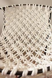 diy macrame hammock chair