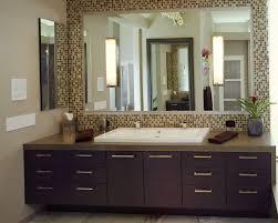 bathroom mirror frame tile home design ideas intended for framed regarding dimensions 2496 x 2003