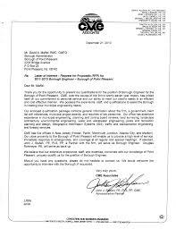 Cover Letter For Rfp Response Request For Proposal Cover Letter