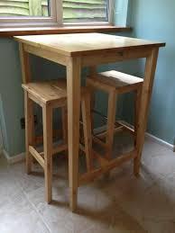 Acheter Table Haute Pour Cuisine Avec Tabouret Ikea Mulchbrothers