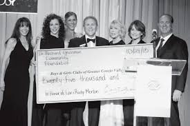 Scholarship fund donation | The Acorn