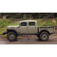 dodge power wagon doors would be the first thing i d mid