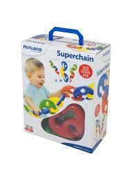 <b>Набор развивающий</b> Superchain (16 элементов) в чемоданчике ...