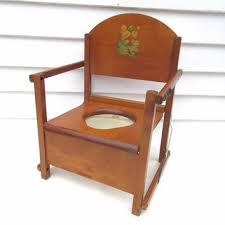vintage wooden furniture. simple wooden vintage potty chair  childs folding wood retro baby  seat u2013 throughout wooden furniture