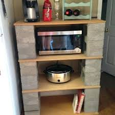 garden shelves. Cinder Block Shelves Best Ideas On Bench Garden Shelf