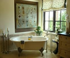 Bathroom White Shower Curtains With Round Curtain Rods And Cozy